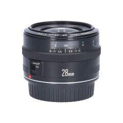 Tweedehands Canon EF 28mm f/2.8 CM8568
