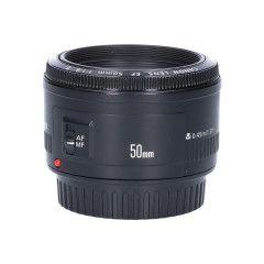 Tweedehands Canon EF 50mm f/1.8 II Sn.:CM0829