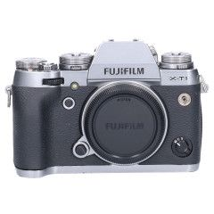 Tweedehands Fujifilm X-T1 Body Graphite Silver Edition Sn.:CM1230