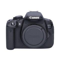 Tweedehands Canon EOS 700D - Body Sn.:CM1900