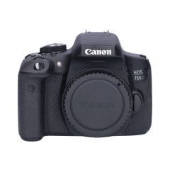 Tweedehands Canon EOS 750D Body Sn.:CM1905