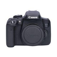 Tweedehands Canon EOS 750D Body Sn.:CM1911