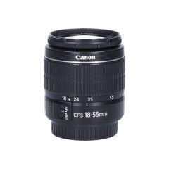Tweedehands Canon EF-s 18-55mm f/3.5-5.6 DC III Sn.:CM2324