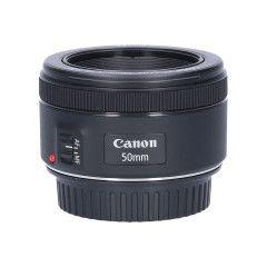 Tweedehands Canon EF 50mm f/1.8 STM Sn.:CM2740