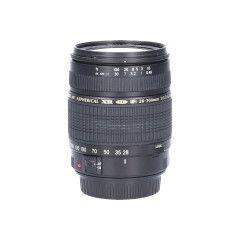 Tweedehands Tamron 28-300mm f/3.5-6.3 XR DI Macro Canon Sn.:CM3292