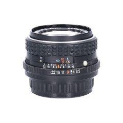 Tweedehands Pentax SMC 28mm f/3.5 Sn.:CM5084