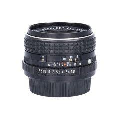 Tweedehands Pentax SMC 55mm f/1.8 Sn.:CM5085