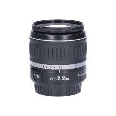 Tweedehands Canon EF-S 18-55mm f/3.5-5.6 DC II Sn.:CM5269