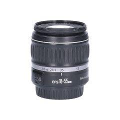 Tweedehands Canon EF-S 18-55mm f/3.5-5.6 DC II Sn.:CM5373
