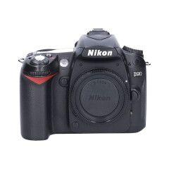 Tweedehands Nikon D90 Body Sn.:CM5160