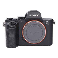 Demomodel Sony A7 II - Body Sn:CM0447