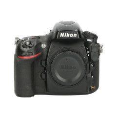 Tweedehands Nikon D800 Body Sn.:CM9039-1