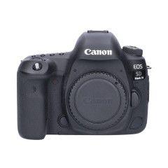 Tweedehands Canon EOS 5D Mark IV Body Sn.:CM1585