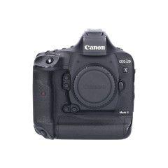 Tweedehands Canon EOS 1D X Mark II Body Sn.:CM1593