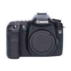 Tweedehands Canon EOS 50D - Body Sn.:CM1609