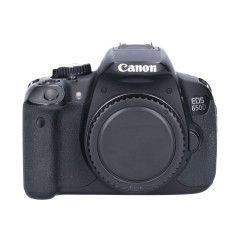 Tweedehands Canon EOS 650D Body Sn.:CM1604