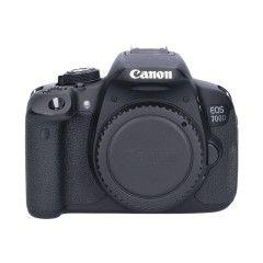 Tweedehands Canon EOS 700D - Body Sn.:CM1603