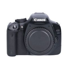 Tweedehands Canon EOS 550D Body Sn.:CM1605