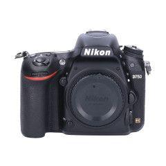 Tweedehands Nikon D750 Body Sn.:CM1613