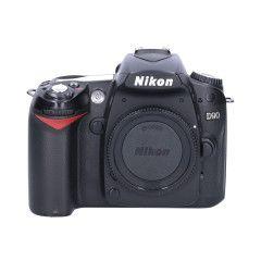Tweedehands Nikon D90 Body Sn.:CM1622