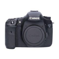 Tweedehands Canon EOS 7D Body Sn.:CM1493
