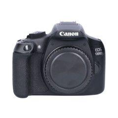 Tweedehands Canon EOS 1300D Body Sn.:CM1499