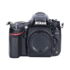Tweedehands Nikon D610 Body Sn.:CM1482
