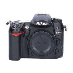 Tweedehands Nikon D7000 Body Sn.:CM1848