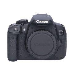 Tweedehands Canon EOS 700D - Body Sn.:CM1894