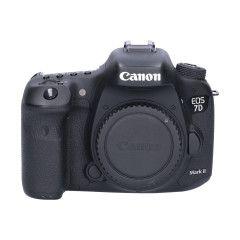 Tweedehands Canon EOS 7D Mark II Body Sn.:CM1919