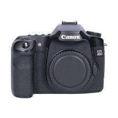 Tweedehands Canon EOS 40D Body Sn.:CM1927