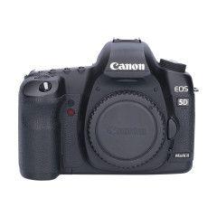 Tweedehands Canon EOS 5D mark II body Sn.:CM1701