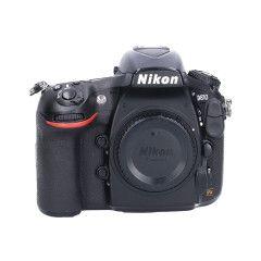 Tweedehands Nikon D810 Body Sn.:CM1862
