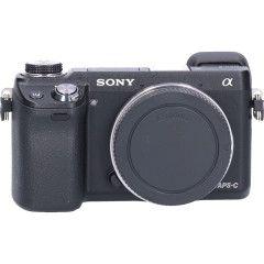 Tweedehands Sony NEX-6 body Sn.:CM2378