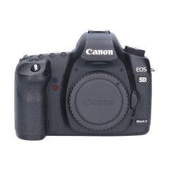 Tweedehands Canon EOS 5D mark II body Sn.:CM1803