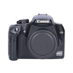 Tweedehands Canon EOS 1000d Body Sn.:CM1813