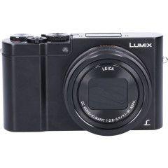 Tweedehands Panasonic Lumix DMC-TZ100 Zwart Sn.:CM2731