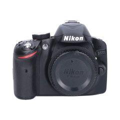 Tweedehands Nikon D3200 Body Sn.:CM2737