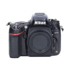 Tweedehands Nikon D610 Body Sn.:CM3037