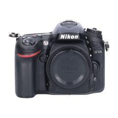 Tweedehands Nikon D7100 - Body Sn.:CM2982