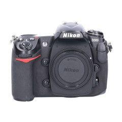 Tweedehands Nikon D300 Body Sn.:CM3048