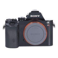 Tweedehands Sony A7r Body Sn.:CM4007