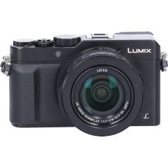 Tweedehands Panasonic Lumix DMC-LX100 Zwart Sn.:CM4009