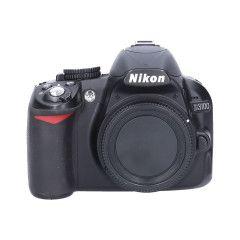 Tweedehands Nikon D3100 Body Sn.:CM4128