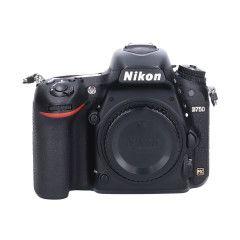 Tweedehands Nikon D750 Body Sn.:CM4138