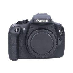 Tweedehands Canon EOS 1200D - Body Sn.:CM4142