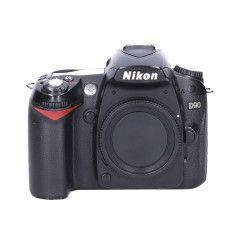 Tweedehands Nikon D90 Body Sn.:CM4146