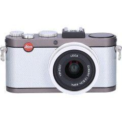 Tweedehands Leica X-E Typ 102 - ZIlver Sn.:CM4183