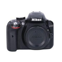 Tweedehands Nikon D3300 body zwart Sn.:CM4185