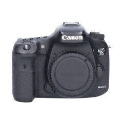 Tweedehands Canon EOS 7D Mark II Body Sn.:CM4371